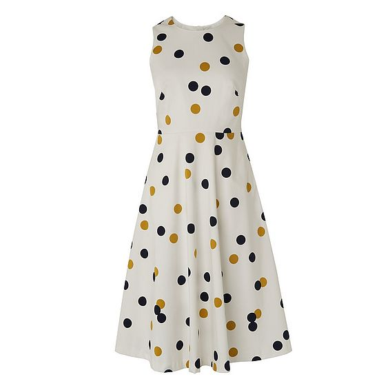 Jesse Polka Dot Dress