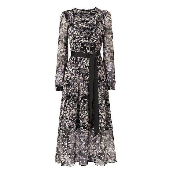 Nao Silk Dress