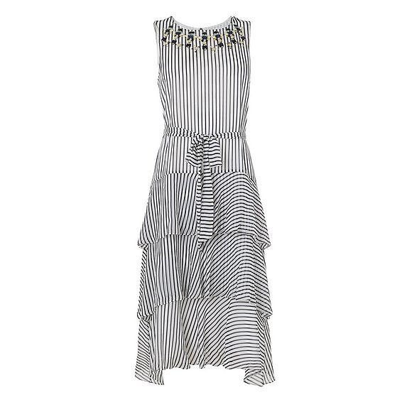 Nesta Stripe Dress