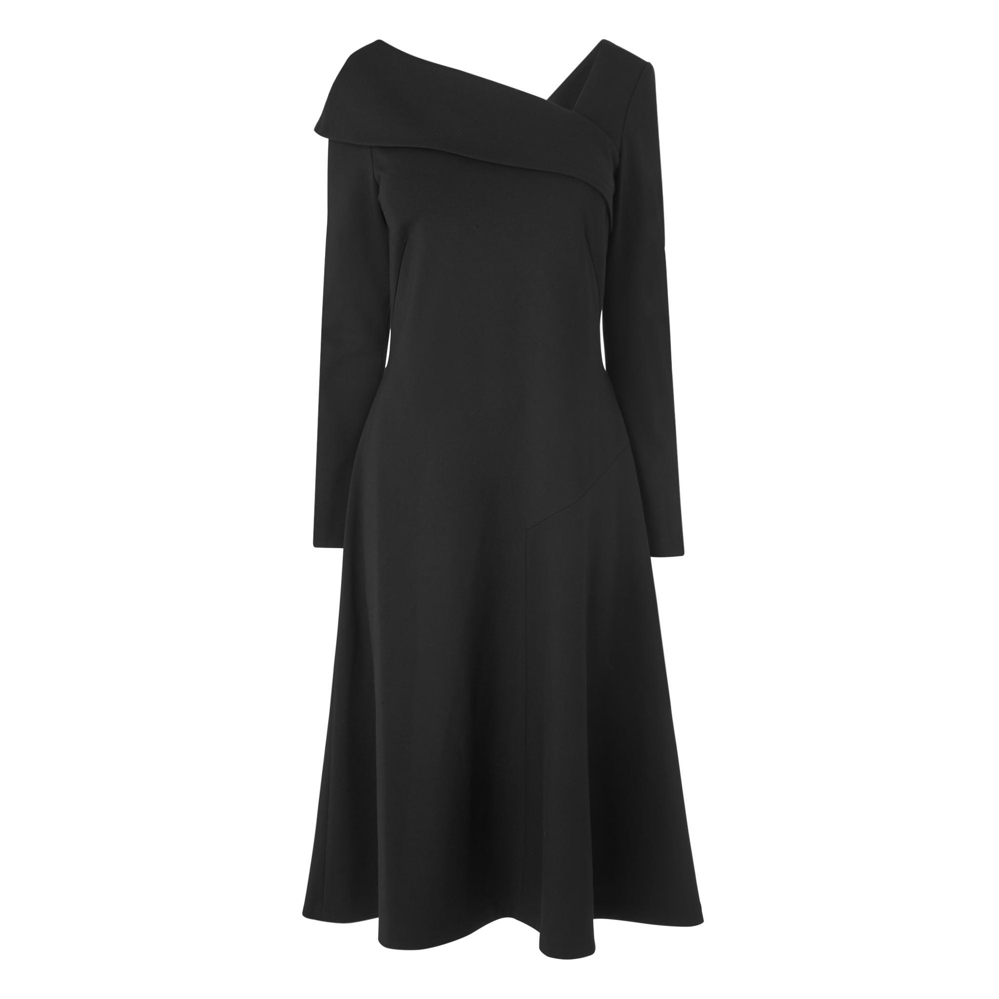 Reema Black Dress