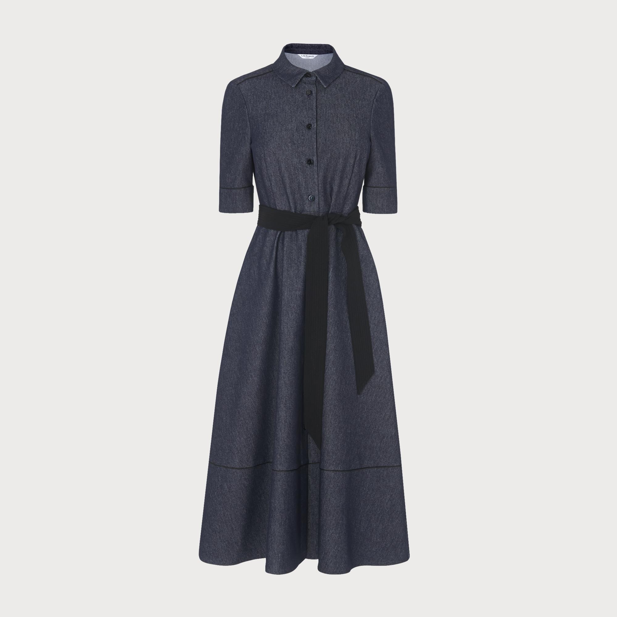 Reene Denim Dress