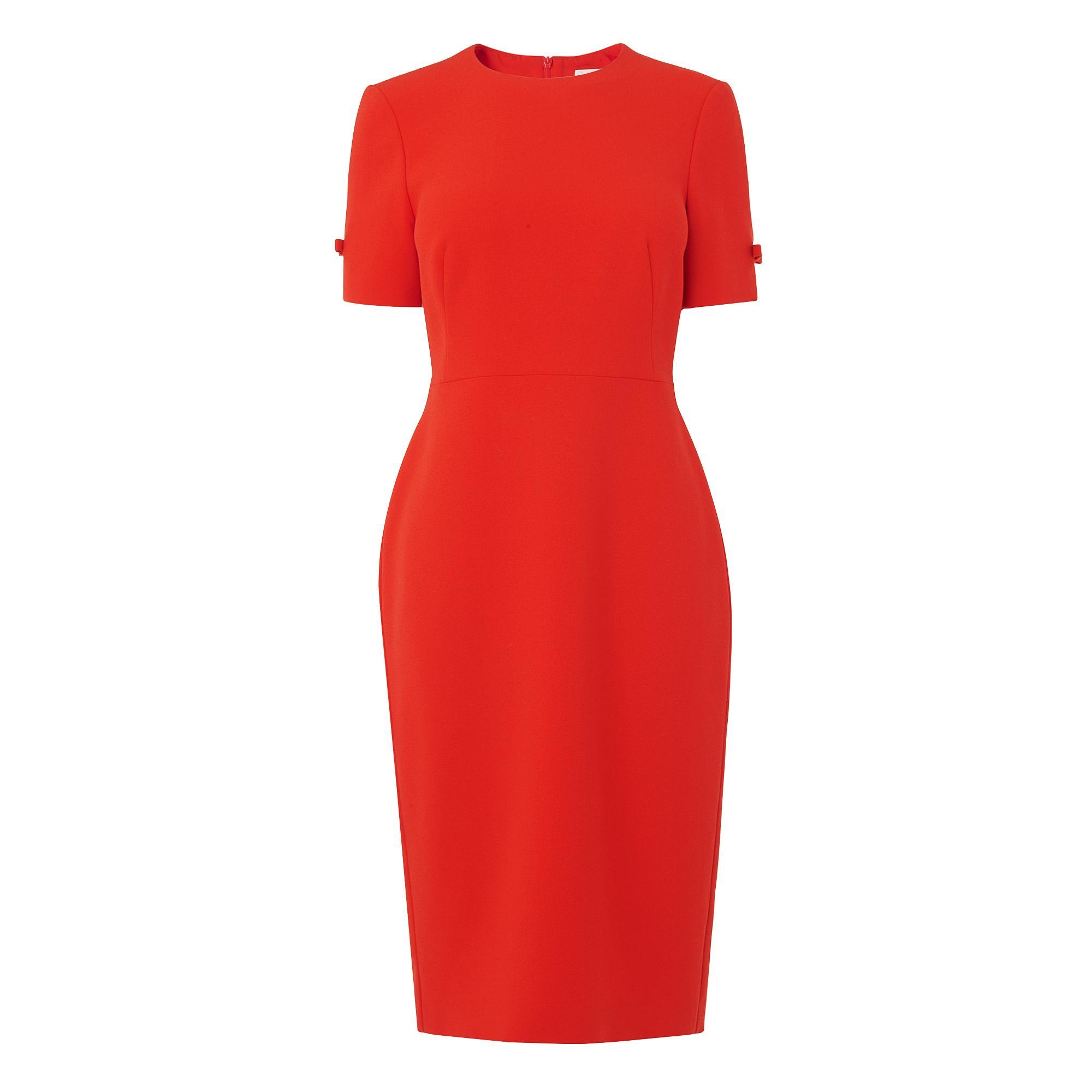 Trinu Red Dress
