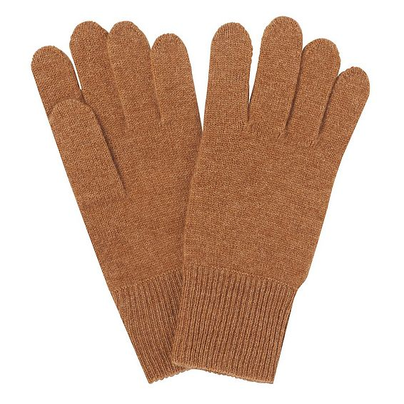 Lulu Brown Gloves