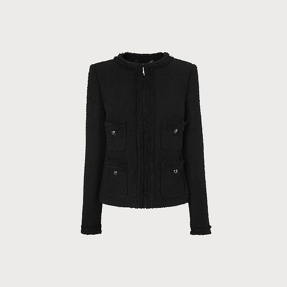 Charlee Black Jacket
