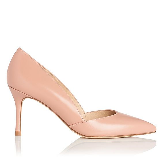 Elena Pink d'Orsay Heel
