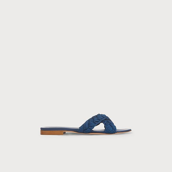 Dara Blue Slides