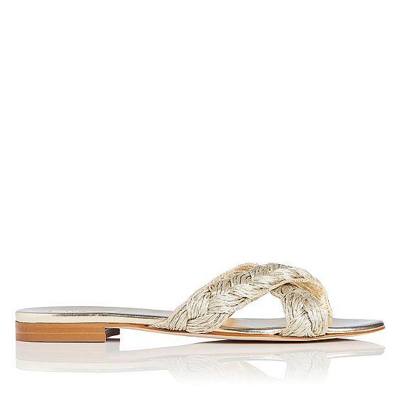 Dara Gold Slides