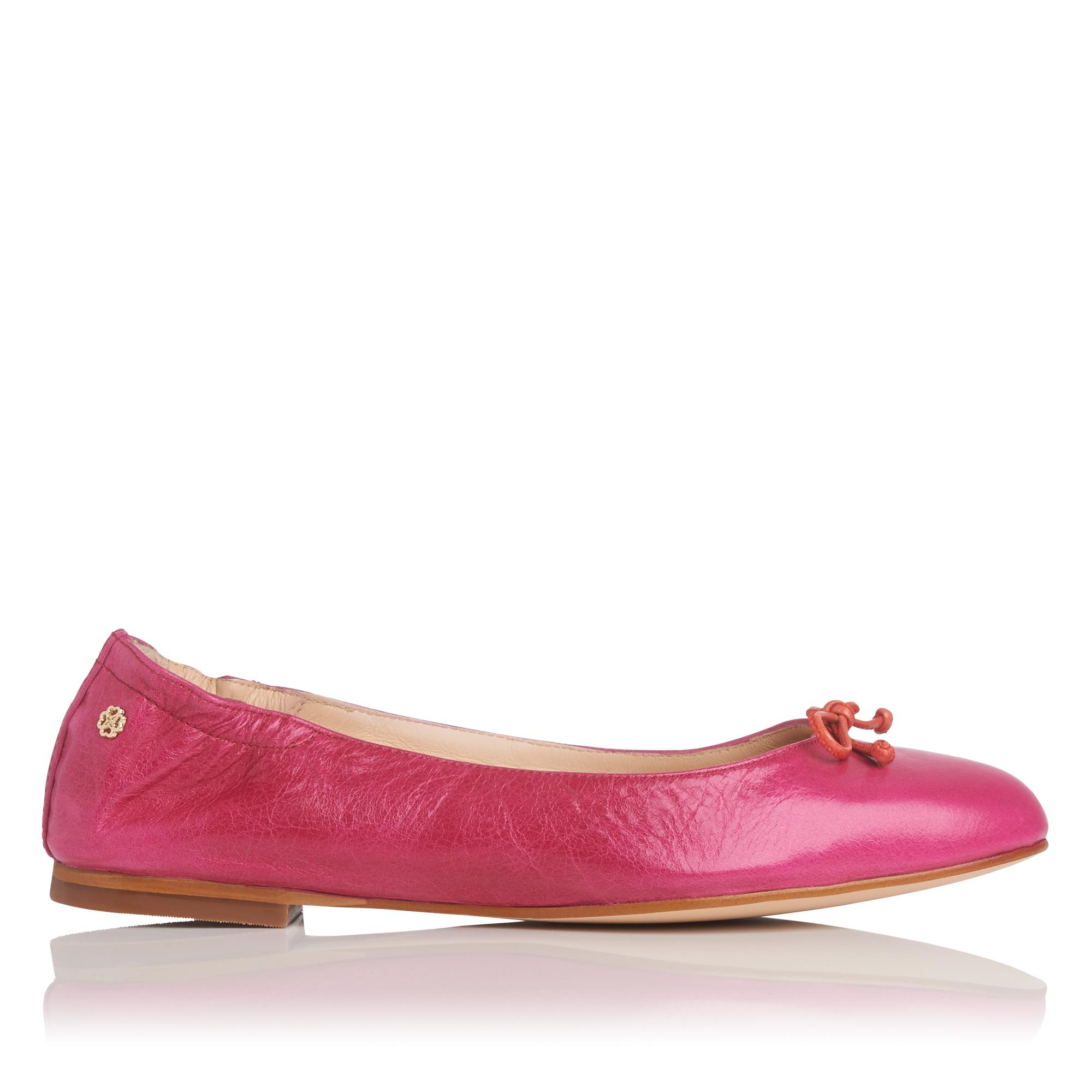 Thea Pink Flats