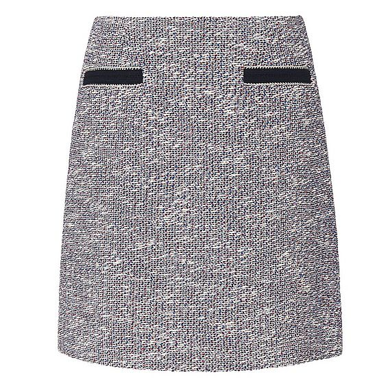 Clarie Tweed Skirt