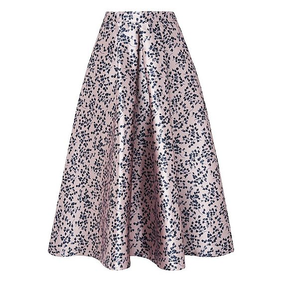 Lilith Floral Skirt