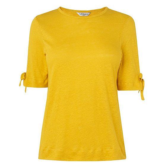 Chloee Yellow Top