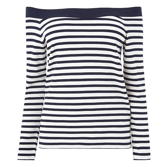 Karolyn Stripe Top
