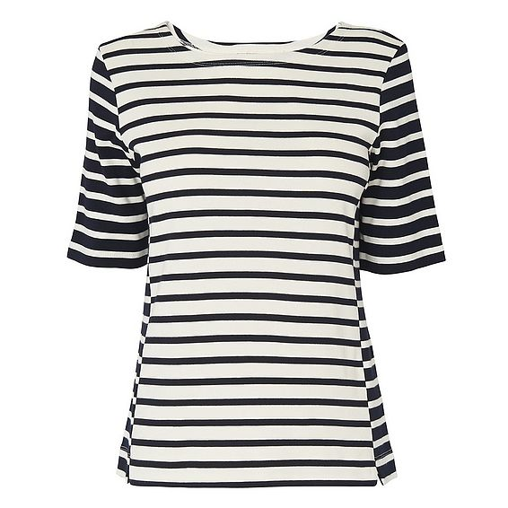 Paris Stripe Top