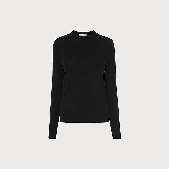 Ceries Black Sweater