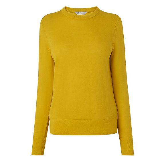 Ceries Yellow Sweater