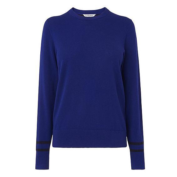 Lilis Color Block Sweater