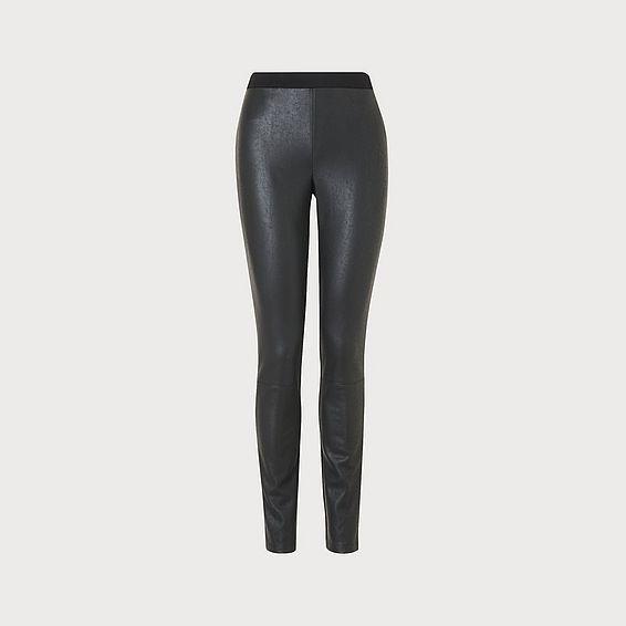 Agi Black Pants
