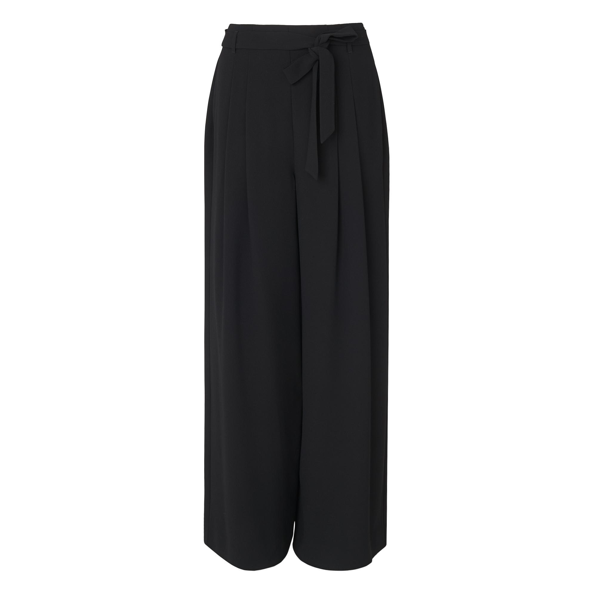 Cora Black Pants