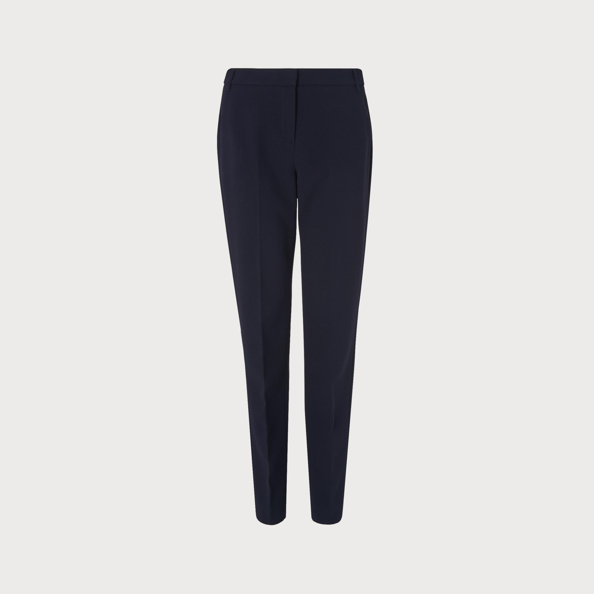 Evie Navy Pants