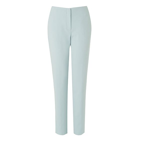 Laure Aqua Blue Pants