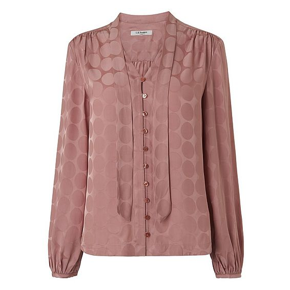 Ray Pink Top