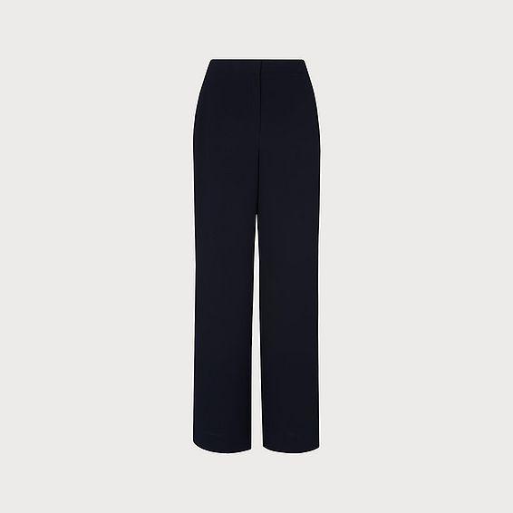 Scarlett Navy Trouser