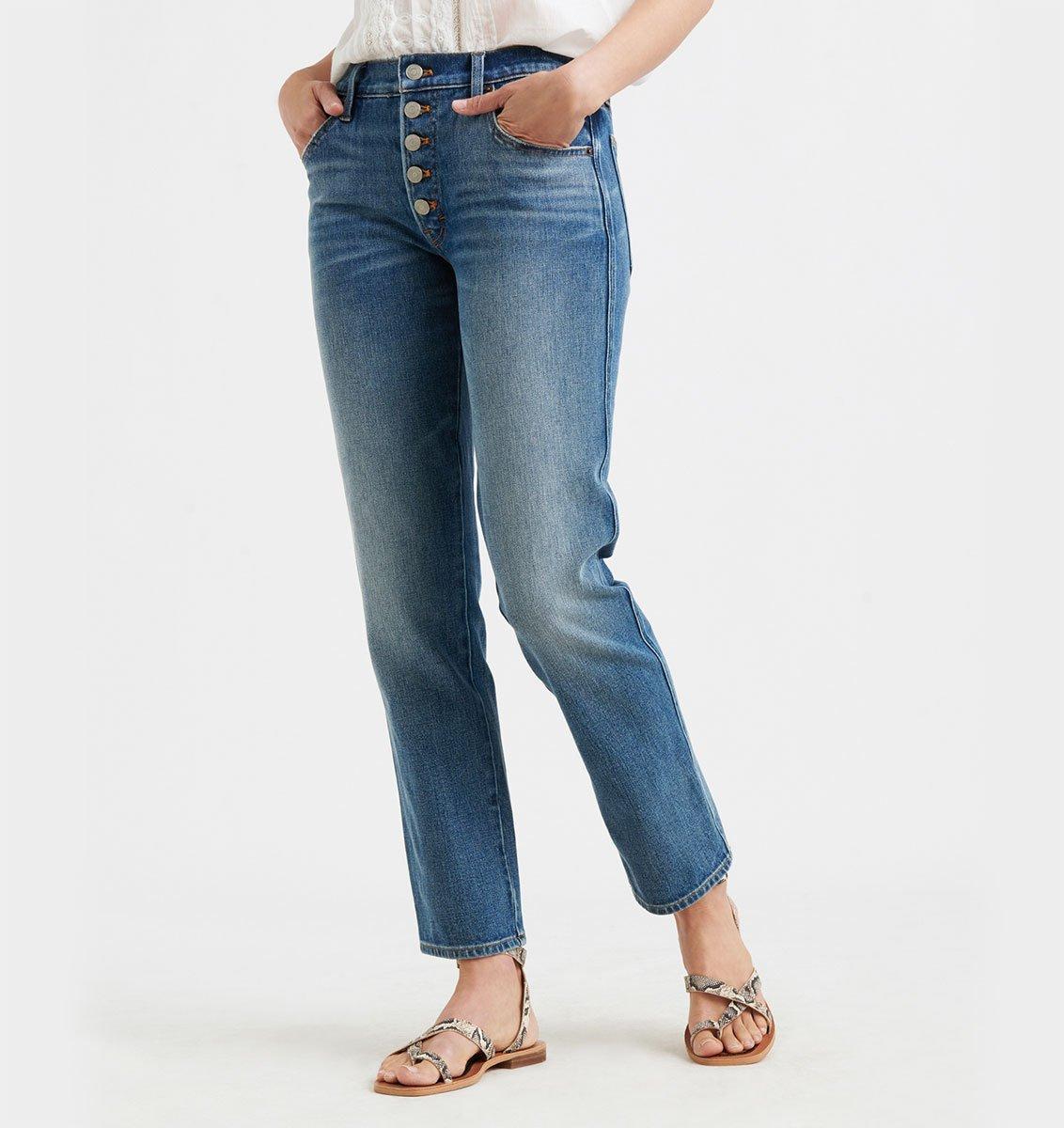 Authentic Straight Jean