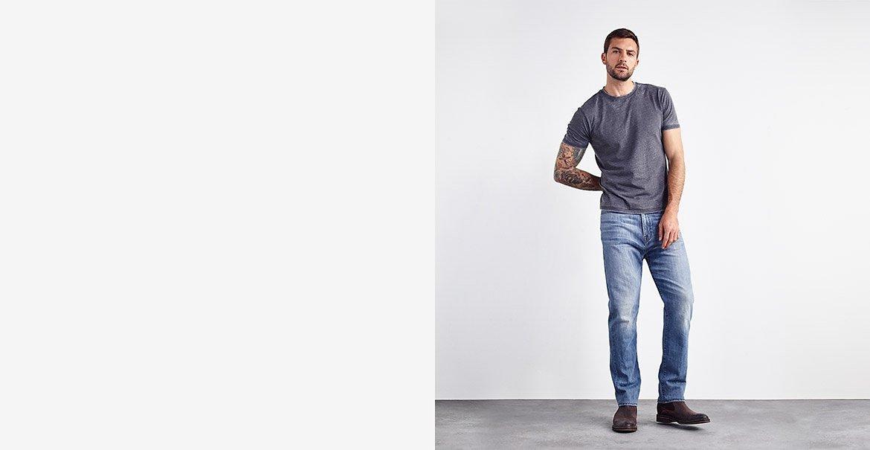 410 Slim Fit Jean