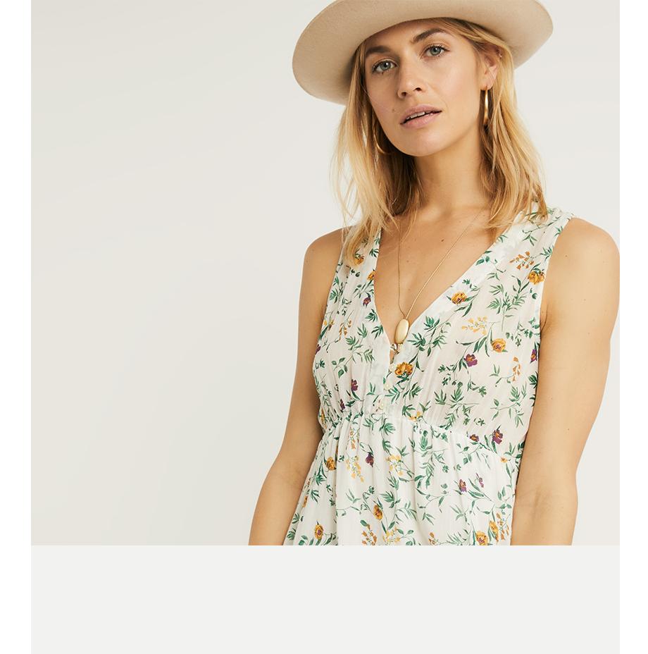 Floral & Printed Dresses