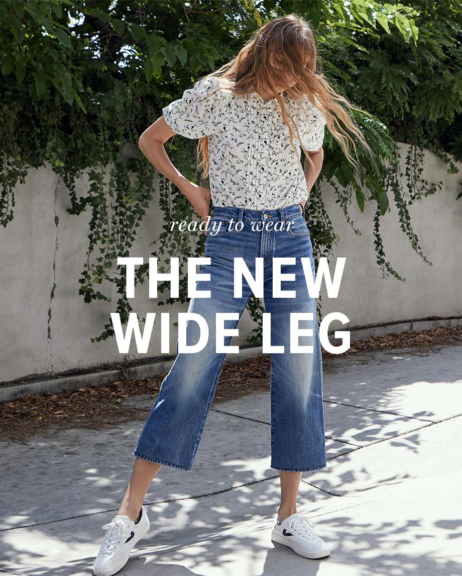 The New Wide Leg