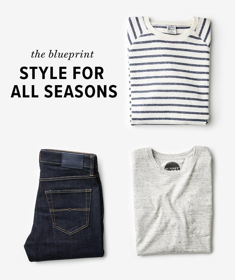 Style for all Seasons