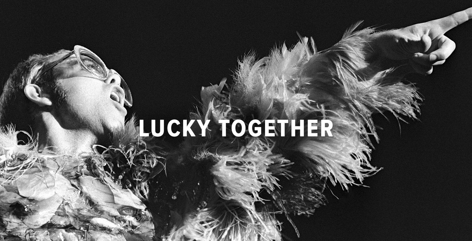 lucky together