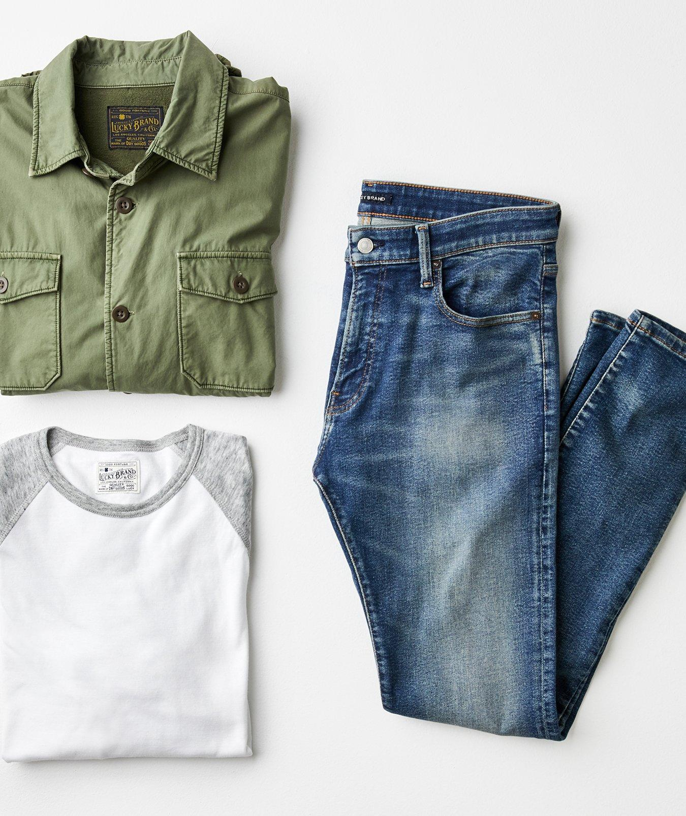 Lucky Brand | Up To 60% Off Markdowns