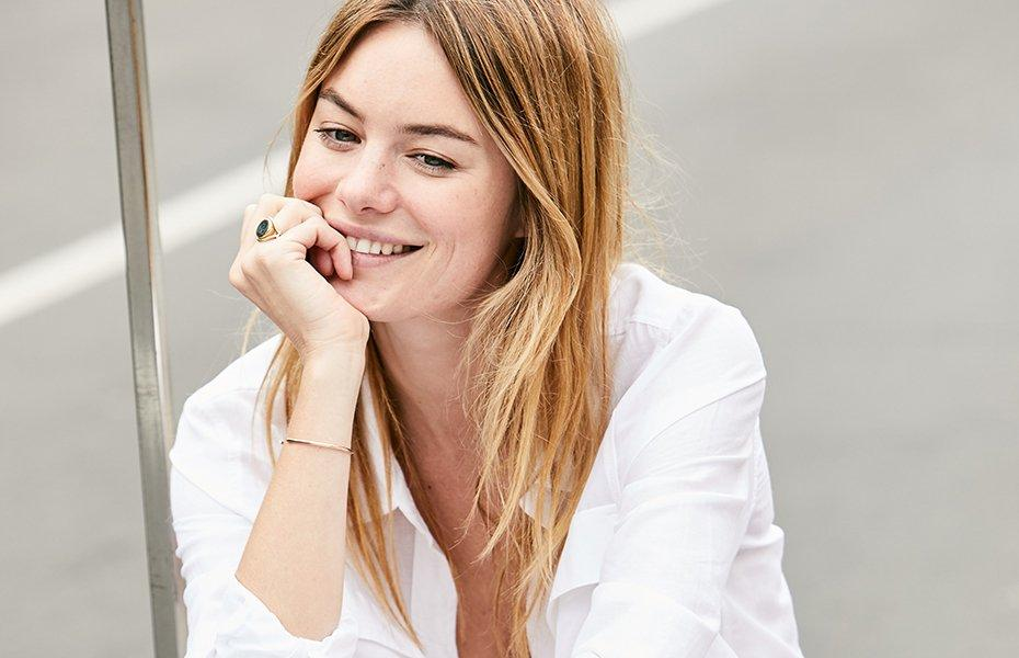 Blog Story- Camille Rowe