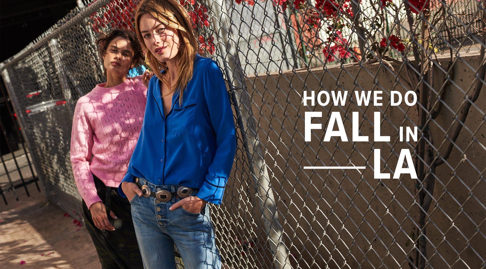 Fall In LA