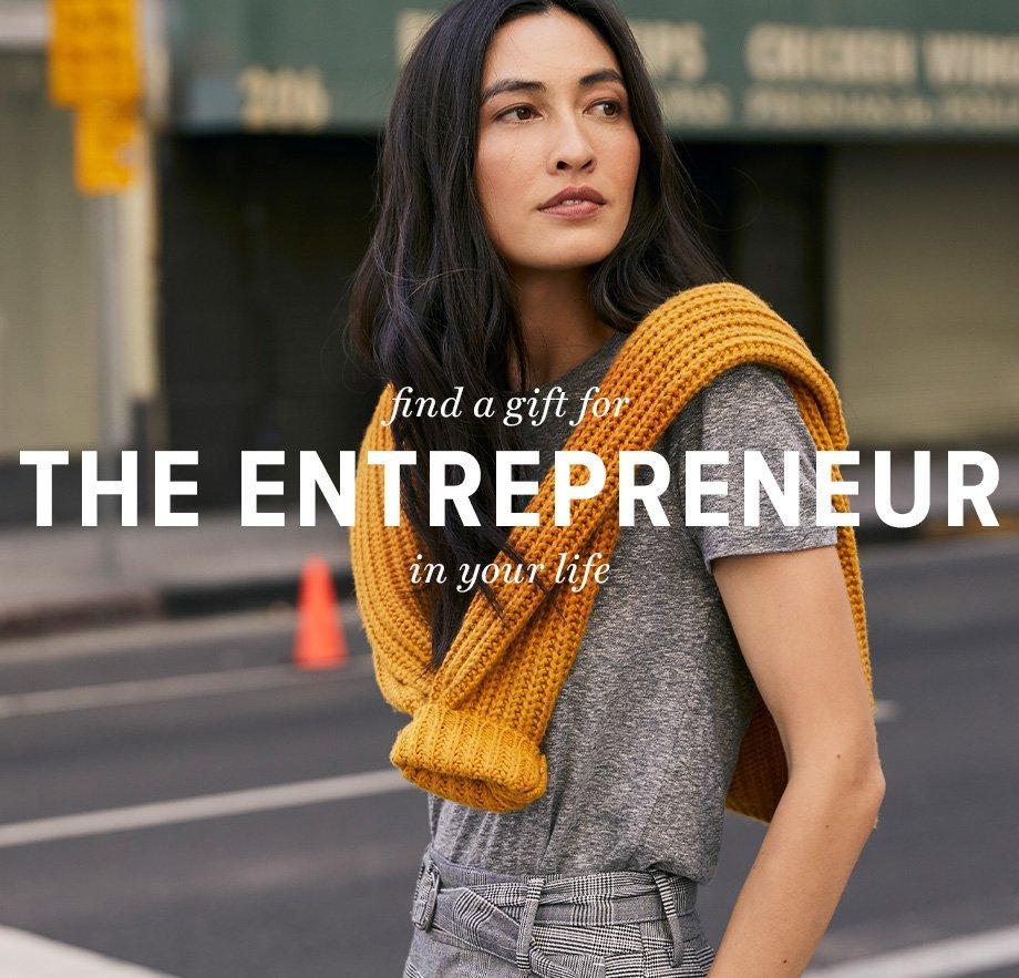 The Entreprenuer