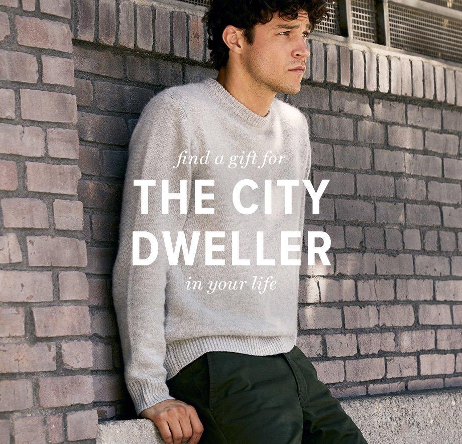 the city dweller