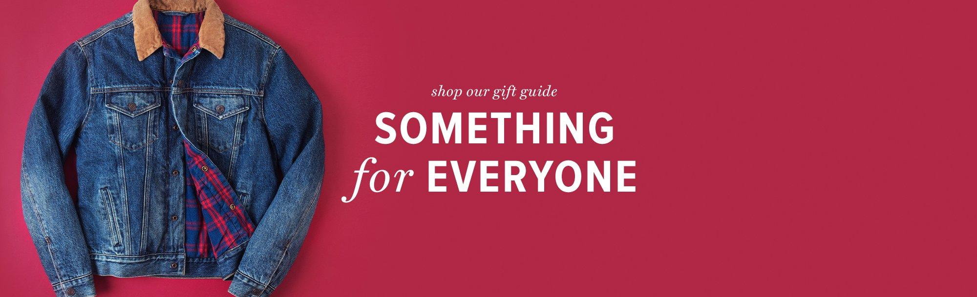 something for everyone - gift guide