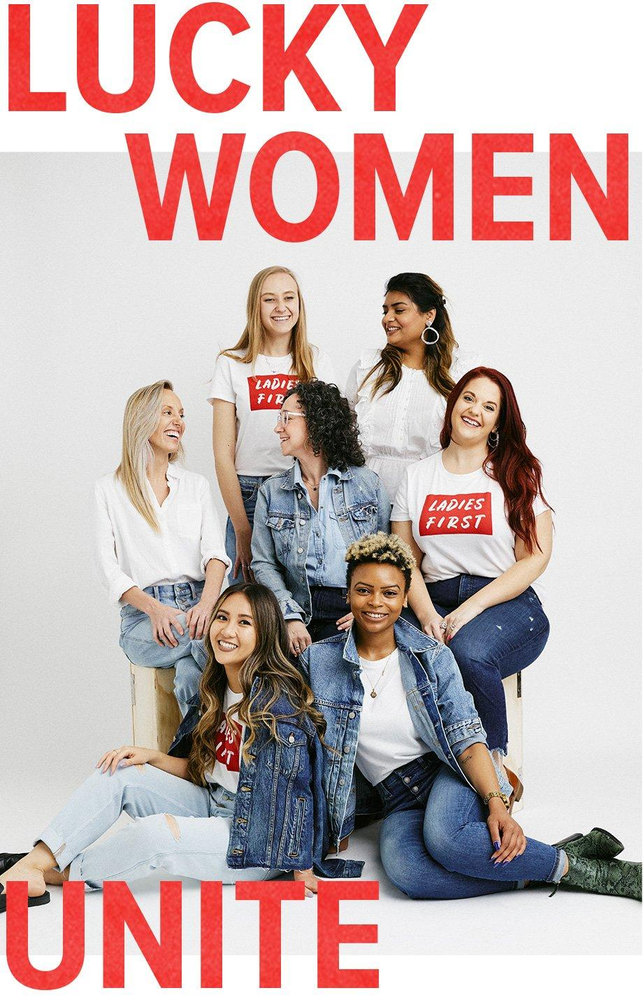 Lucky Women Unite