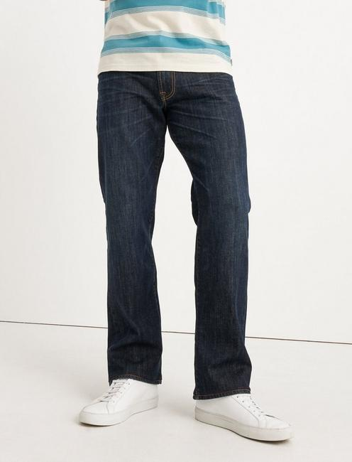 181 RELAXED STRAIGHT JEAN, BARITE