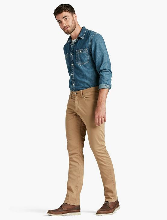 410 ATHLETIC SLIM JEAN, PALE ALE, productTileDesktop