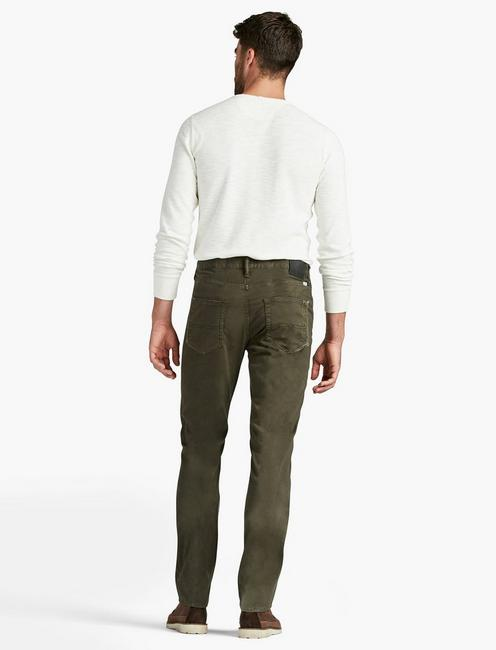 410 ATHLETIC SLIM JEAN, FOREST GREEN