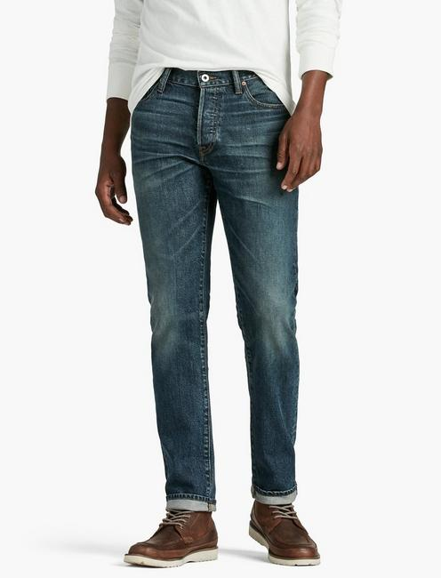 "1 AUTHENTIC SKINNY JEAN, MARSHALL""S BEACH"