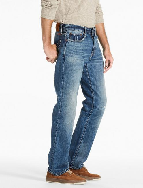 221 STRAIGHT JEAN, FRANKLIN