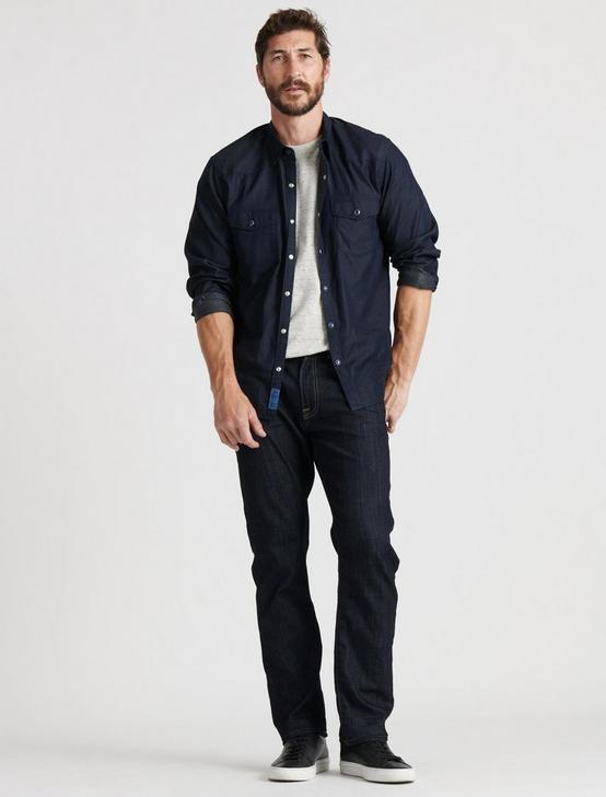 410 ATHLETIC SLIM COOLMAX JEAN, HULA, productTileDesktop