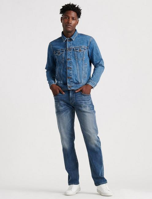221 STRAIGHT COOLMAX ALL SEASON TECHNOLOGY JEAN,