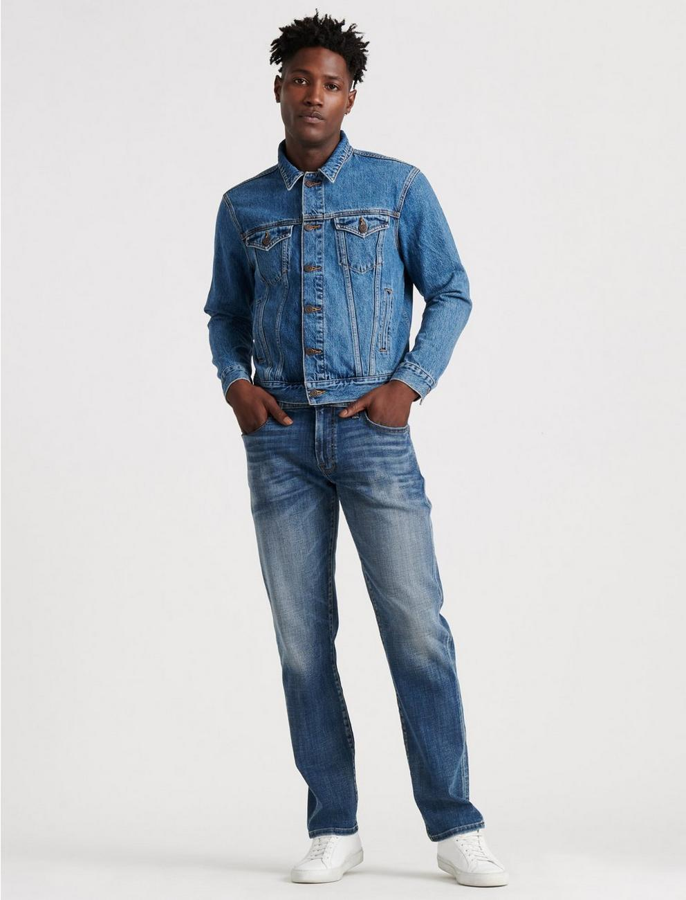 221 STRAIGHT COOLMAX ALL SEASON TECHNOLOGY JEAN, SADDLEBROOKE