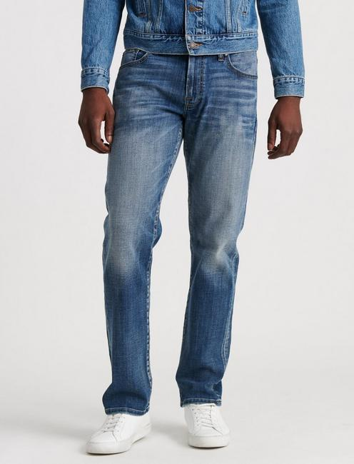221 STRAIGHT COOLMAX STRETCH JEAN, SADDLEBROOKE