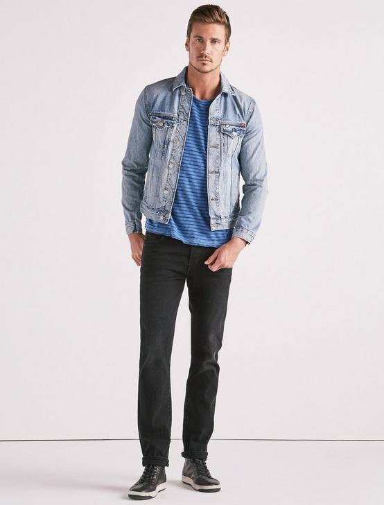 McKINNEY DENIM JACKET, DONT WORRY, productTileDesktop