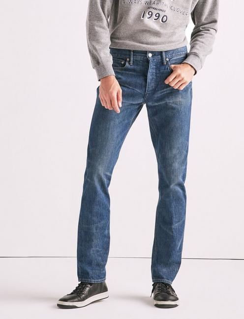 MADE IN L.A. 121 HERITAGE SLIM JEAN,